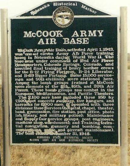 Image result for McCook Army Air Base